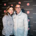 Martina Colombari e Billy Costacurta