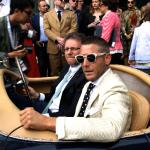 Lapo Elkann e la Ferrari 166 MM 01