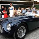 Lapo Elkann e la Ferrari 166 MM 04