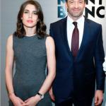Hugh Jackman e Charlotte Casiraghi