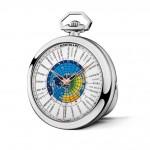 Montblanc 4810 Orbis Terrarum Pocket Watch