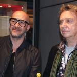Saturnino Celani e Andy Summers