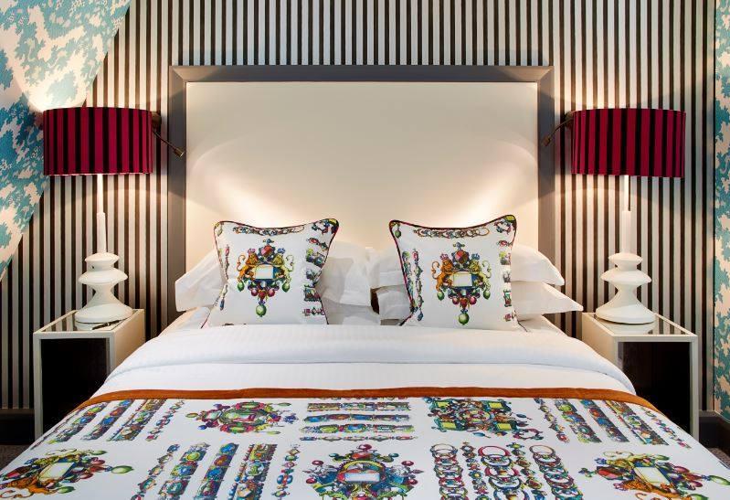 Christian lacroix at mandeville hotel 02 dolcissima me Hotel christian lacroix