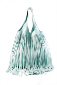 Olivia Fringes Bag Tiffany