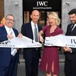 Hannes Pantli, beppe Ambrosini, Alessia Marcuzzi e Pierfrancesco Favino
