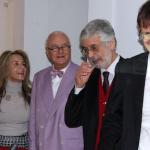 Cristina Carillo de Albornoz, Manolo Blanhik, Claudio Salsi e Filippo Del Corno