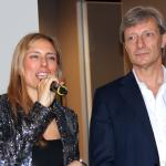 Giulia Molteni e Roberto Boccafogli