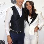 Sonia Lorenzini e Emanuele Mauti