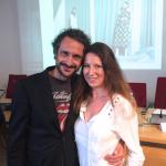 Dolcissimame e Enrico Mazza