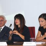 Giuseppe Mazzarella, Brenda Bellei, Sabrina Mandelli (Ssheena)