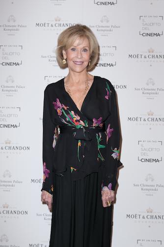 Jane Fonda at Un-Tag - Ph SGP