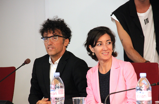 Massimiliano Bizzi, Cristina Tajani