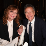 Susan Sarandon e Paolo Del Brocco at Un-Tag - Ph SGP