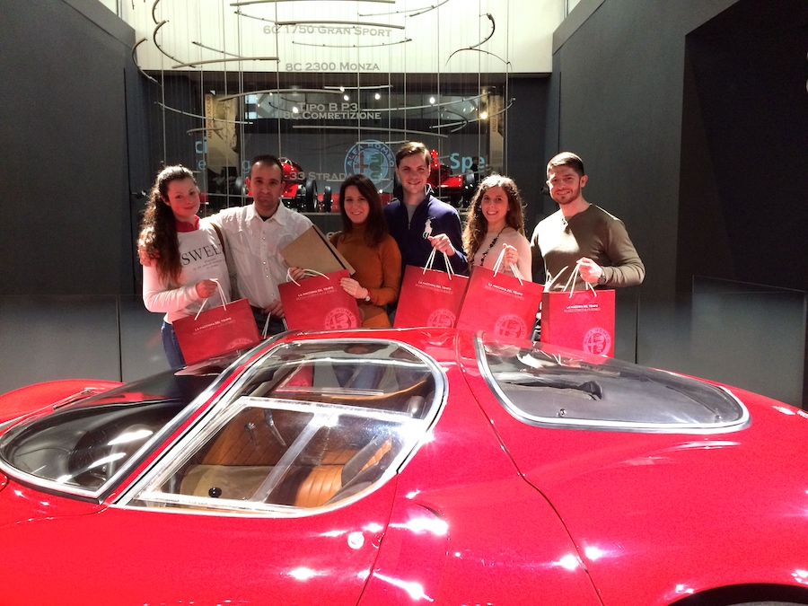 Dolcissimame e Museo Alfa Romeo 03 01
