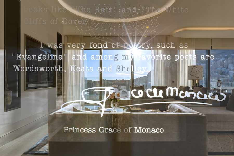 HOTEL DE PARIS MONTE-CARLO - SUITE PRINCESSE GRACE 1