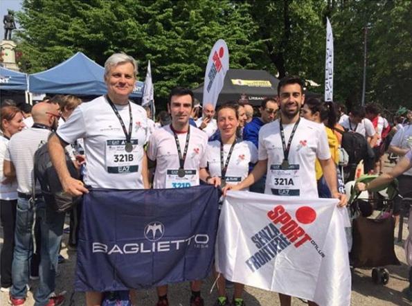 Baglietto alla Milano Marathon 03