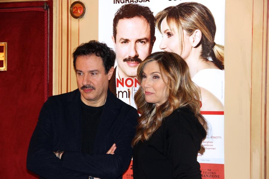 Giampiero Ingrassia e Lorella Cuccarini 01