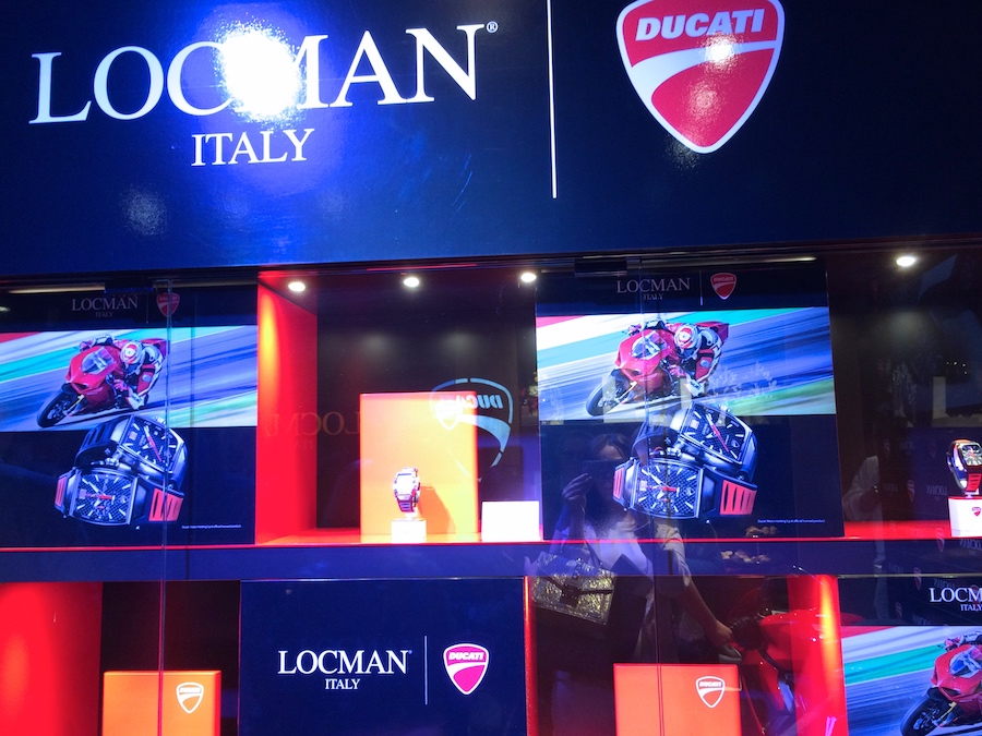 Locman e Ducati 03