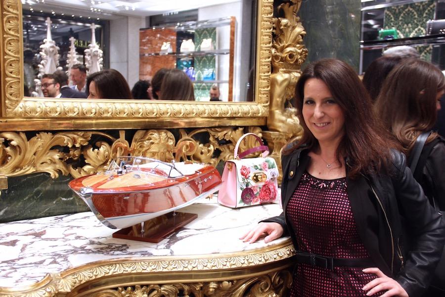 Dolcissimame, Riva e Dolce & Gabbana