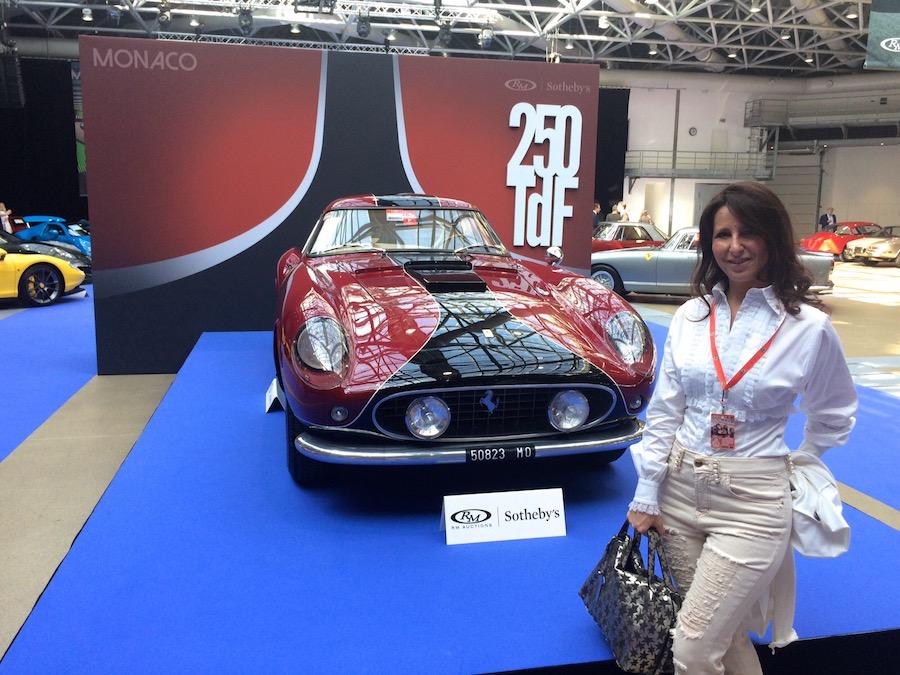 Dolcissimame e 1966 Ferrari 275 GTB