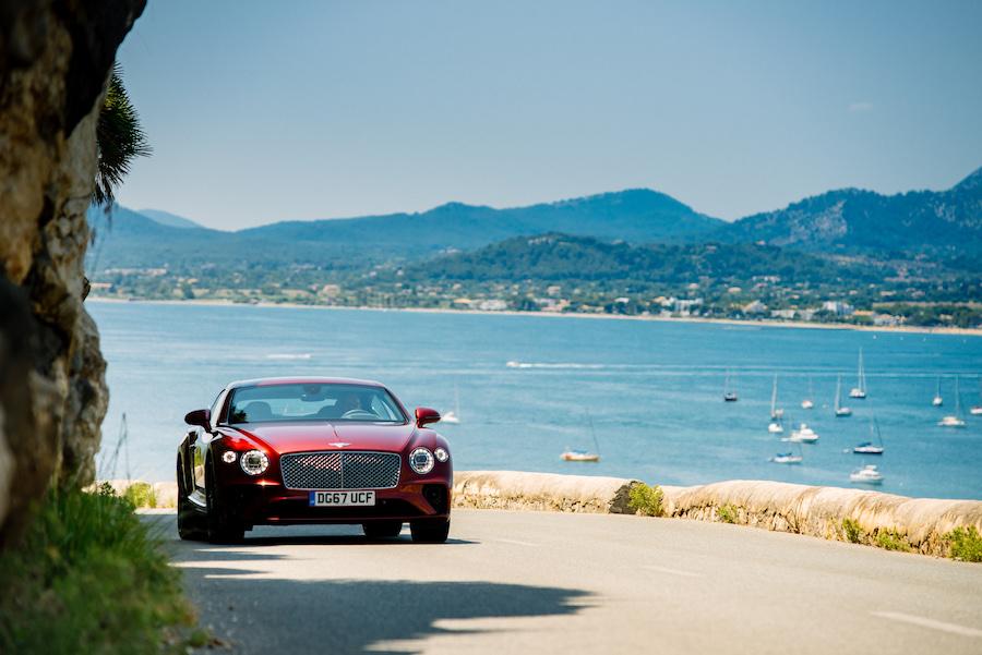 Bentley Summer Tour Costa Smeralda 3