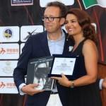 Tosca D'Aquino e Andrea Padulazzi