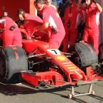Ferrrai F1