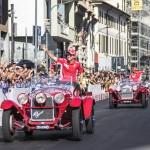 Alfa Romeo e Sebastian Vettel