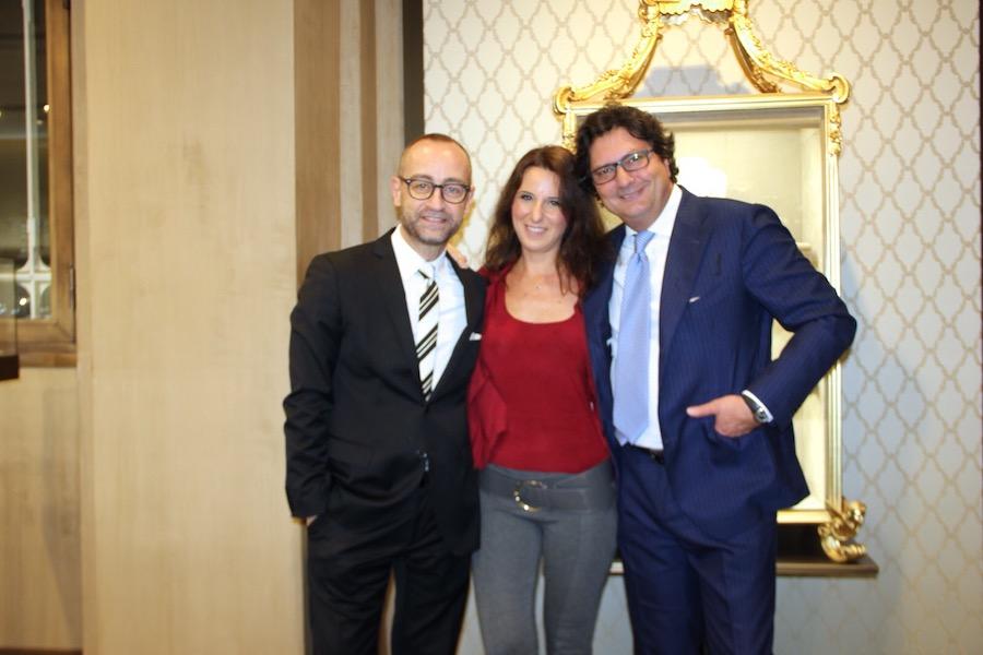 Andrea Tripodo, Dolcissimame e Luca Buccellati