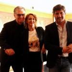 Emilio Solfrizzi, Paola Minaccioni e Gioele Dix 02