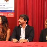 Emilio Solfrizzi, Paola Minaccioni e Viviana Altieri
