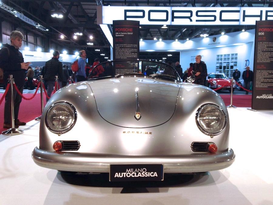 Porsche Carrera 356 01