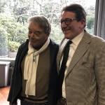 Andrea De Adamich e Leo Turrini
