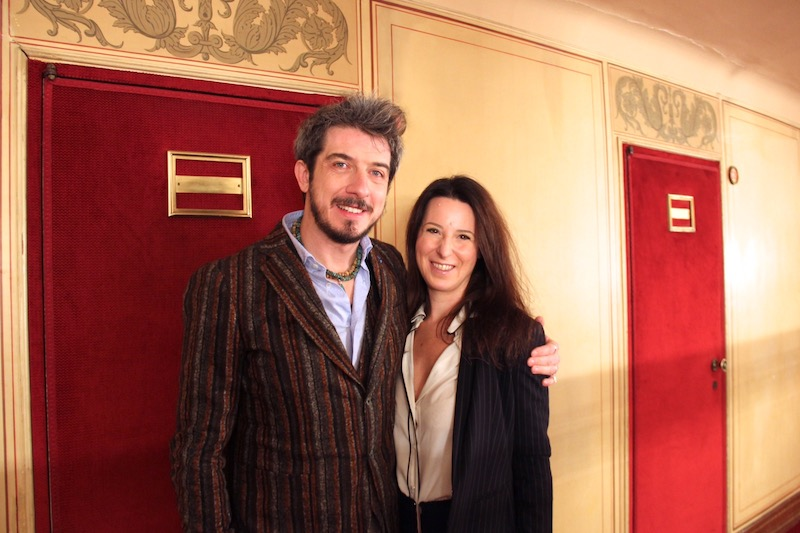 Dolcissimame e Paolo Ruffini