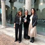 Laura lavinia Frati, Paola Calvetti e Dolcissimame