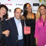 Maddalena Fossati, Nicola Di Lena, Juliana Moreira, Cristiana Schieppati