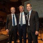 Prefetto Renato Saccone, Paolo Veronesi, Sindaco Giuseppe Sala