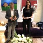 Serena Fumaria e Valter Giraudo