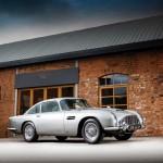 1965 Aston Martin DB5, Bond Car 01