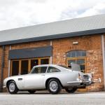 1965 Aston Martin DB5, Bond Car 02
