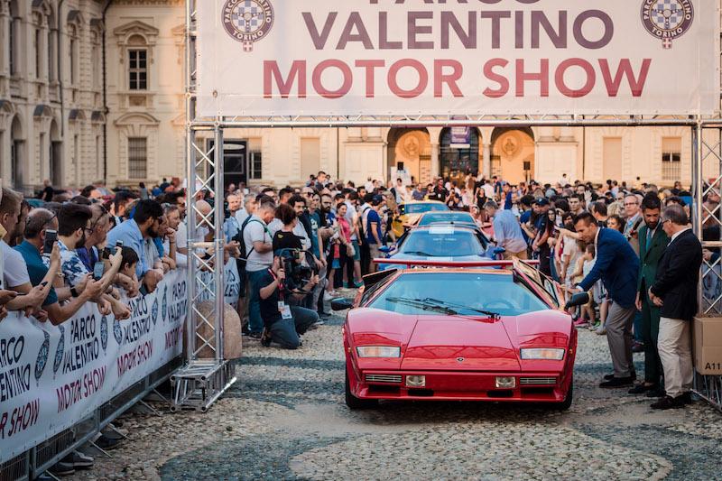Parco Valentino e Lamborghini
