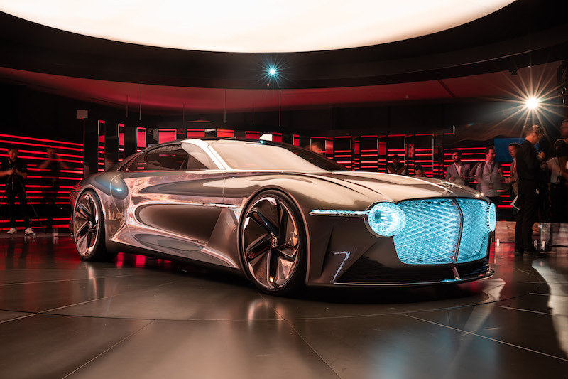 Bentley EXP 100 GT 01