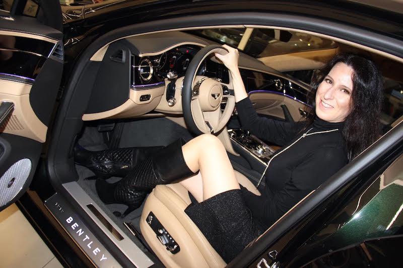 Dolcissimame e Bentley 01