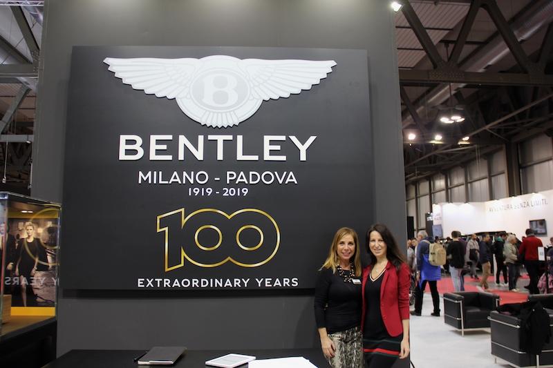 Dolcissimame e Bentley 2