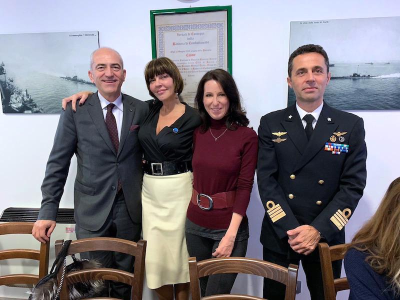 Claudio Limontini,Marina Militare e Dolcissimame