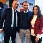 Dario Allevi, Andrea Levy e Dolcissimame