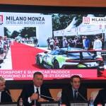 Massimo Di Pietrantonio, Dario Allevi, Attilio Fontana, Angelo Sticchi Damiani 01