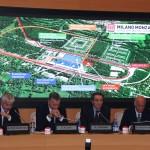 Massimo Di Pietrantonio, Dario Allevi, Attilio Fontana, Angelo Sticchi Damiani