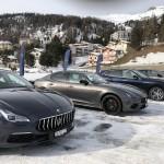 Maserati e Snow Polo World Cup 2020 StMoritz 01