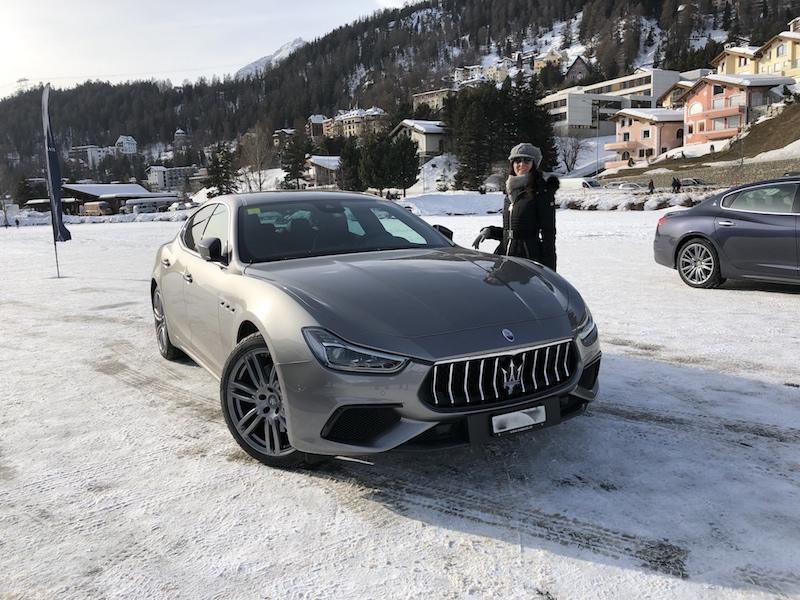 Dolcissimame e Maserati